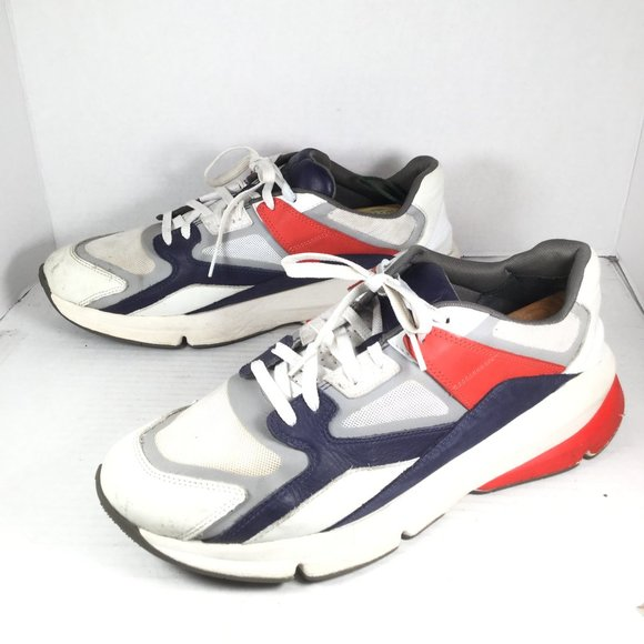 Under Armour Forge 96 Sneakers Red/White Size 12